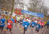 Vantaa Marathon 2015 in October