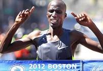 Korir, Cherop Win Hot Boston 2012
