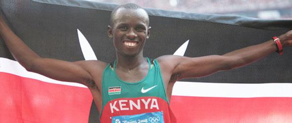 Sammy Wanjiru 1986-2011