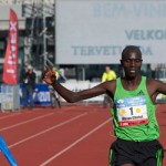 Chebet wins Amsterdam