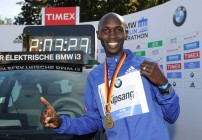 WMM update after Kipsang Berlin win