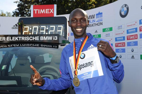 World Record - Wilson Kipsang