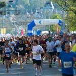 Records at Zurich Marathon