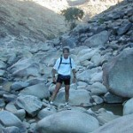 Fish River Canyon Challenge – 2002