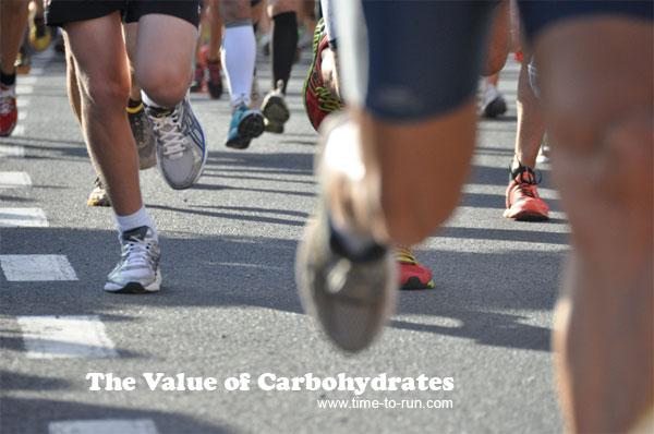 carbohydrates - run