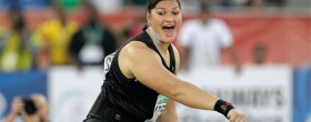 Valerie Adams Shotput