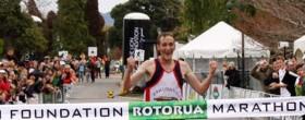 Winton for Rotorua Marathon 2011