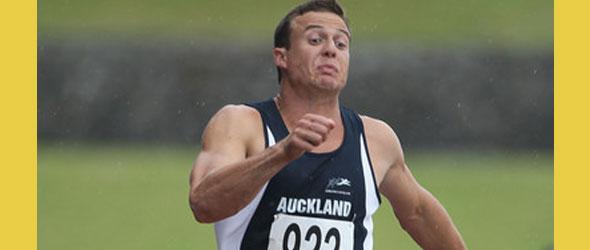 Brent Newdick - Long Jump