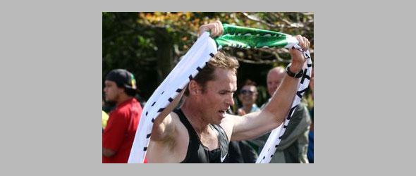 Phil Costley wins Rotorua Marathon 2012