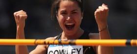 Sarah Cowley - High Jump