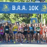 Kim Smith wins BAA 10km
