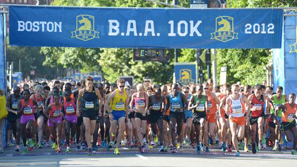 BAA 10km 2012