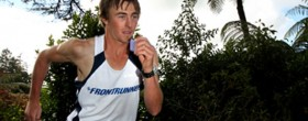 Dougan Butler for World Mountain Running