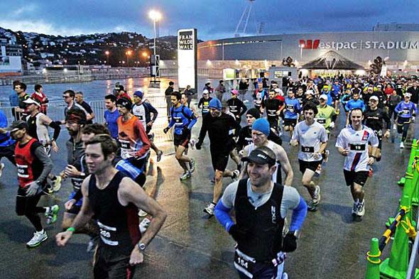 Wellington Marathon 2012