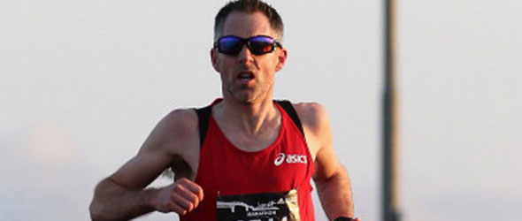 Rowan Walker wins Auckland Marathon