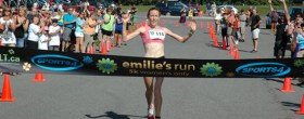 Davies runs New York Half