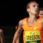 Gregson wins Queen Street Mile