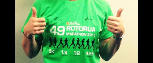 49th Roturua Marathon