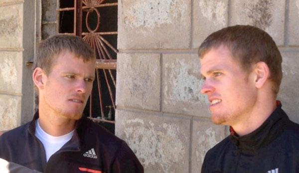 Robertson twins