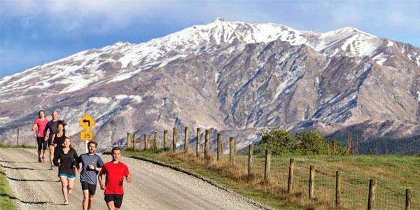 kiwi marathon