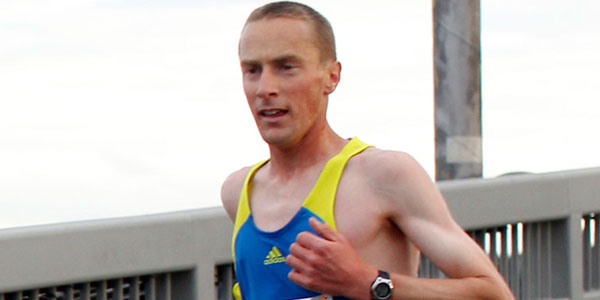 Sam Wreford wins Huntly Half Marathon