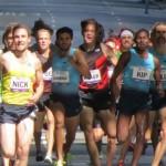 Nick Willis sets new 3000m record