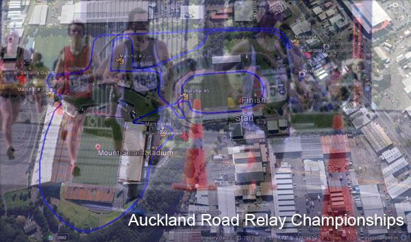 Athletics Auckland Relay Championships