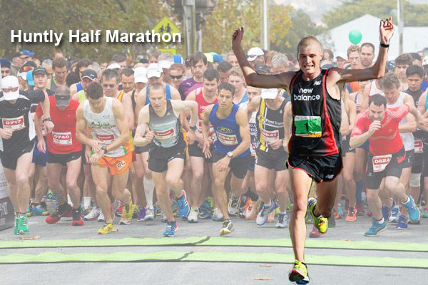 huntly half marathon