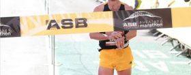 Oska Inkster-Baynes wins 2016 Auckland Marathon