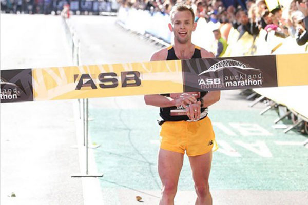 inkster-baynes - auckland marathon