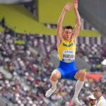 Montler begins season with 8.10m
