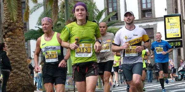 Gran Canaria Maraton 2014