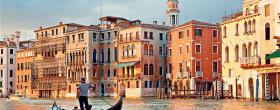Lumoava Venetsian maraton lokakuussa