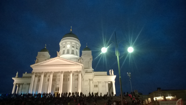 Midnight Run Helsinki 2014