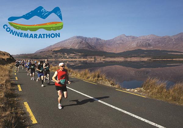 Connemaran Marathon maaliskuussa 2015