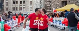 San Valentinossa rakkauden maraton