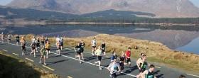 Vuoden 2015 Connemara Marathon lähestyy