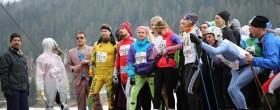 Tahkolla juostaan Winter Extremerun huhtikuussa