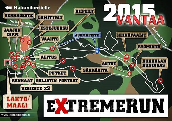 extremerun 2015