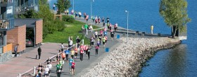Finlandia Marathon 2015 on laajentunut kaksipäiväiseksi