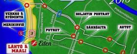 Seuraava Extremerun 2015 Oulun Nallikarissa