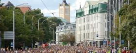 Tallinnan Maraton Viron suurin juoksutapahtuma