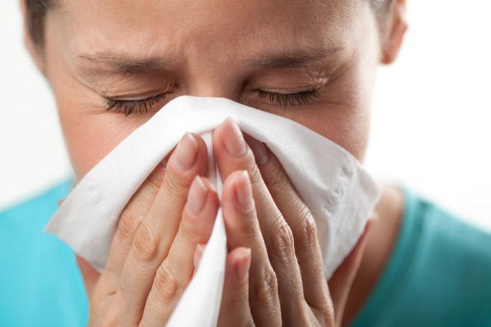 juoksija vältä flunssa