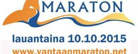 Vantaan Maratonille odotettavissa ennätysmäärä osallistujia