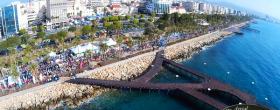 Limassol Marathon täyttää 10 vuotta