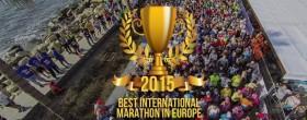 Limassol Marathon valittiin Euroopan parhaimmaksi
