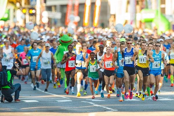 SEB Tallinn Marathon syyskuussa