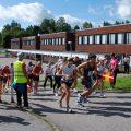 KirkU-juoksu Kirkkonummi-päivillä