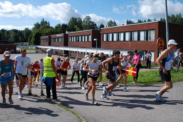 puolimaraton harjoittelu Nurmes