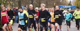 Vantaan Maratonilla erittäin nopea ja tasainen reitti